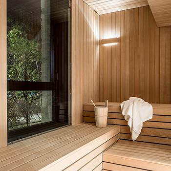 Sauna - Hotel Louvre Lens