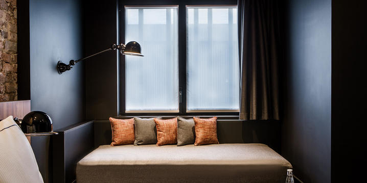 Chambre Triple - Hotel Louvre Lens