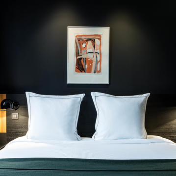 Art a l'hotel - Hotel Louvre Lens