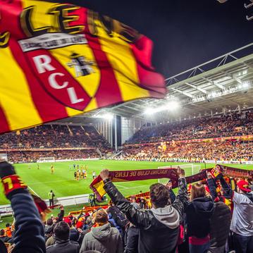 Stade Bollaert Delelis Esprit de France